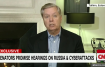 Lindsey Graham also volunteered to spearhead the march on Moscow. Good luck, Senator!