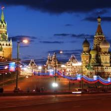 Russia needs time to further develop its own industries. Keep the sanctions!