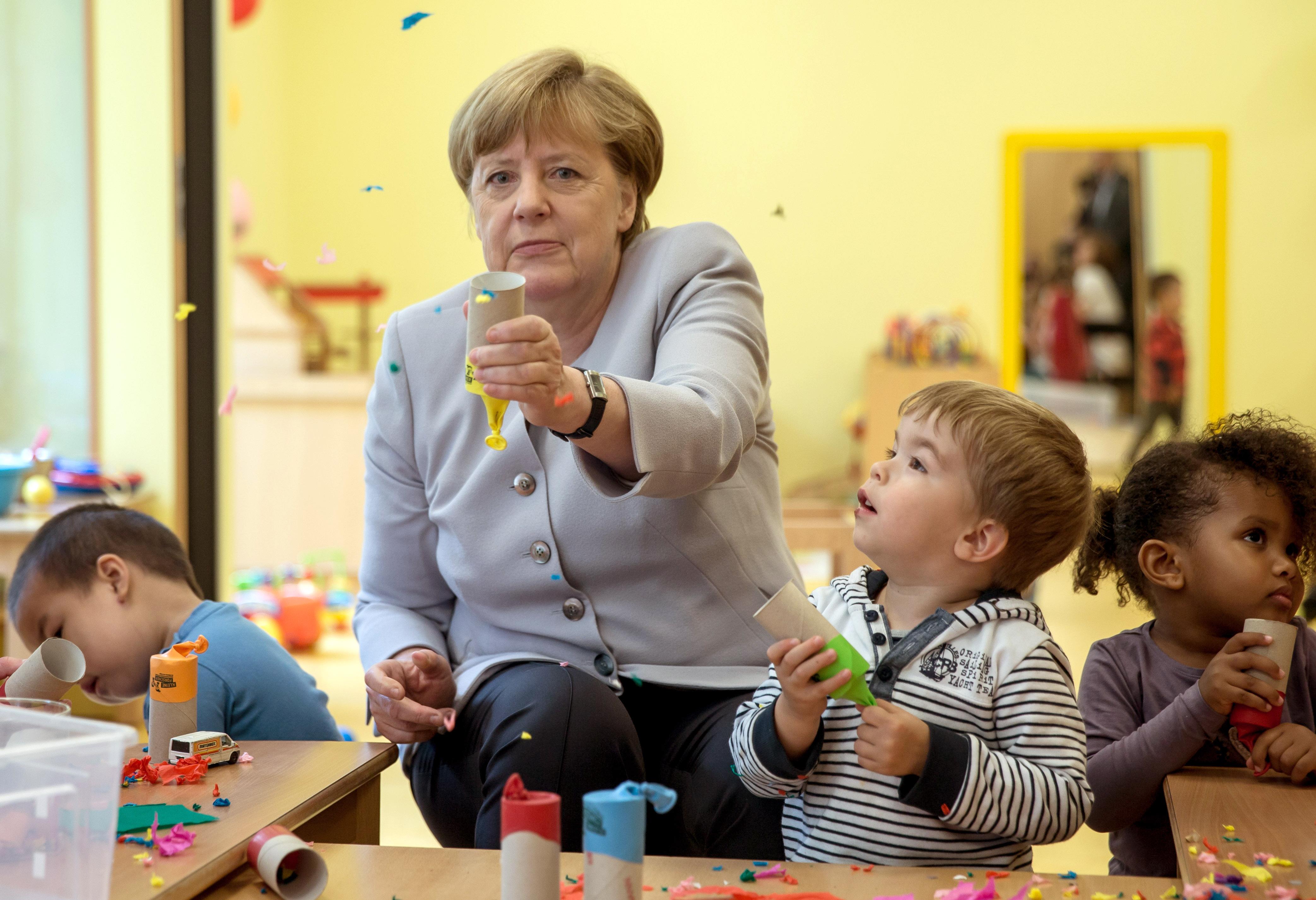 Propaganda for Tots: Kids' Show On German Radio Says Putin ...