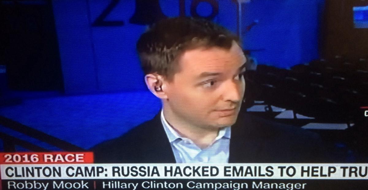Hillary Clinton's Bizarre Disinformation Strategy...