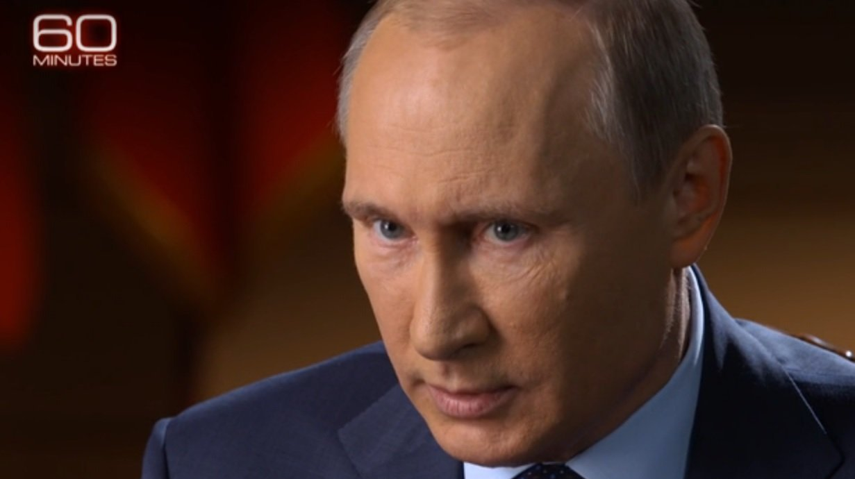 Breaking: Putin 'Possibly Injecting Journalists' With...