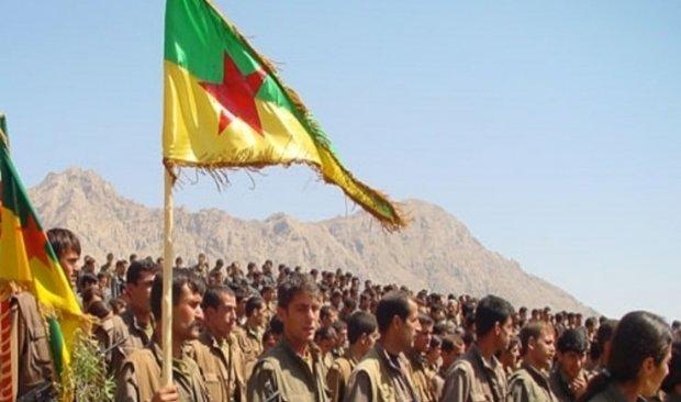 HPG (PKK) battle colors