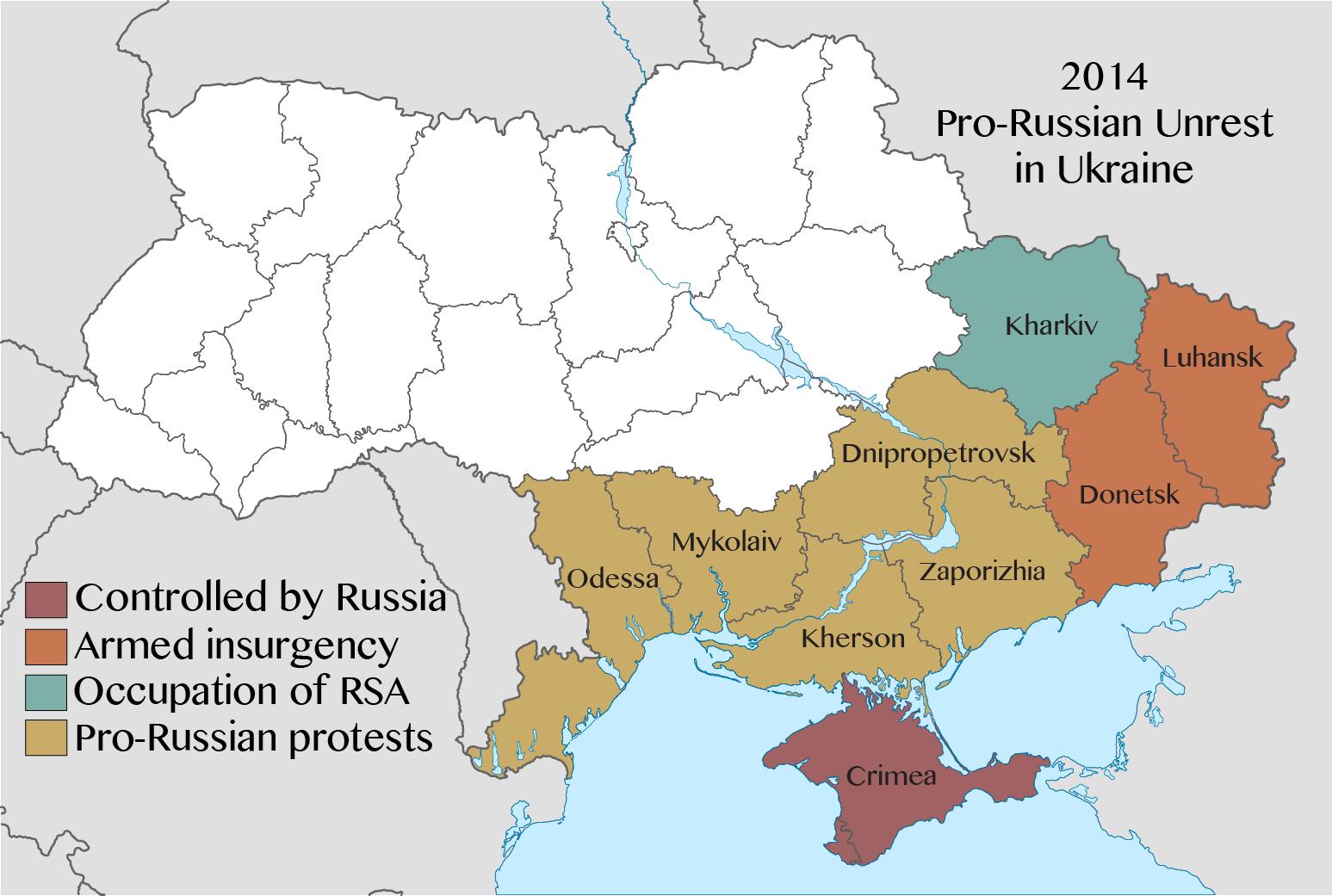 Ukraine Confederal Solution Looms
