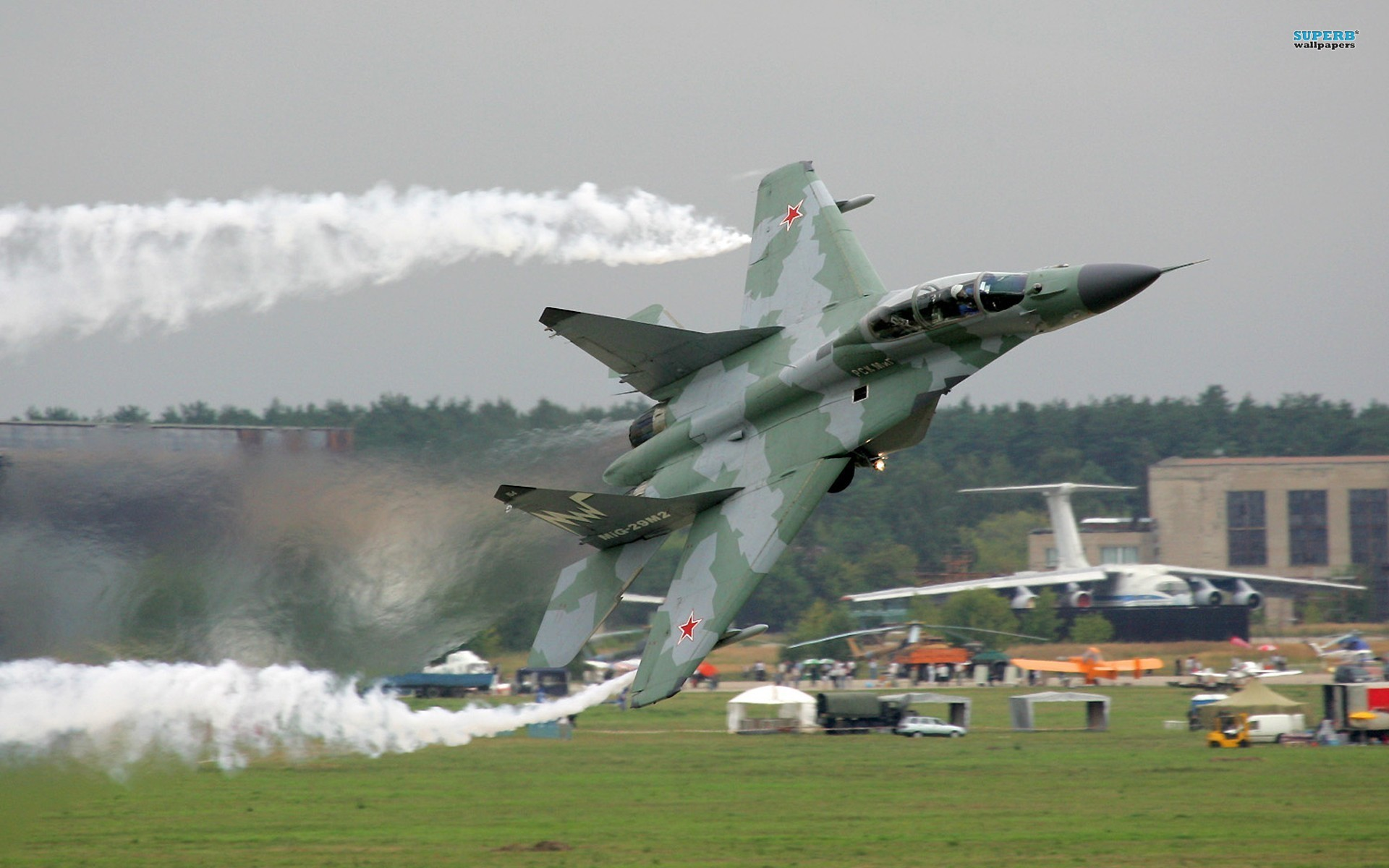 MiG-29 FULCRUM (MIKOYAN-GUREVICH) - Russia / Soviet Nuclear Forces