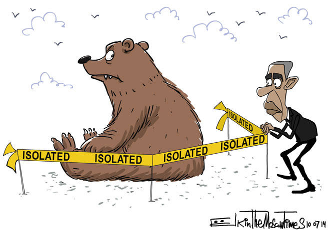 Russian Isolation 39