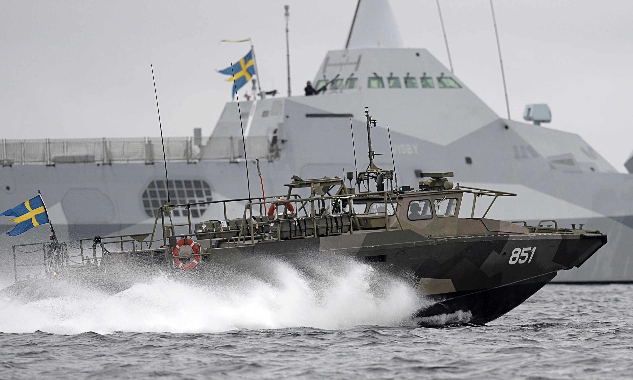 BREAKING: Sweden Finds Russian Submarine!