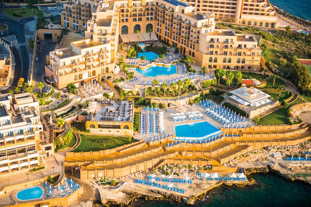 Hotel Saint George Park Malte