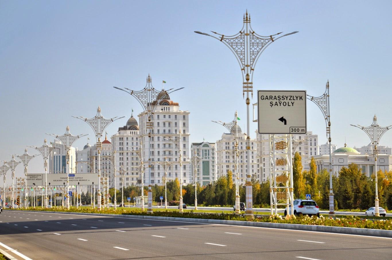 Turkmenistan Natural Gas Reserves