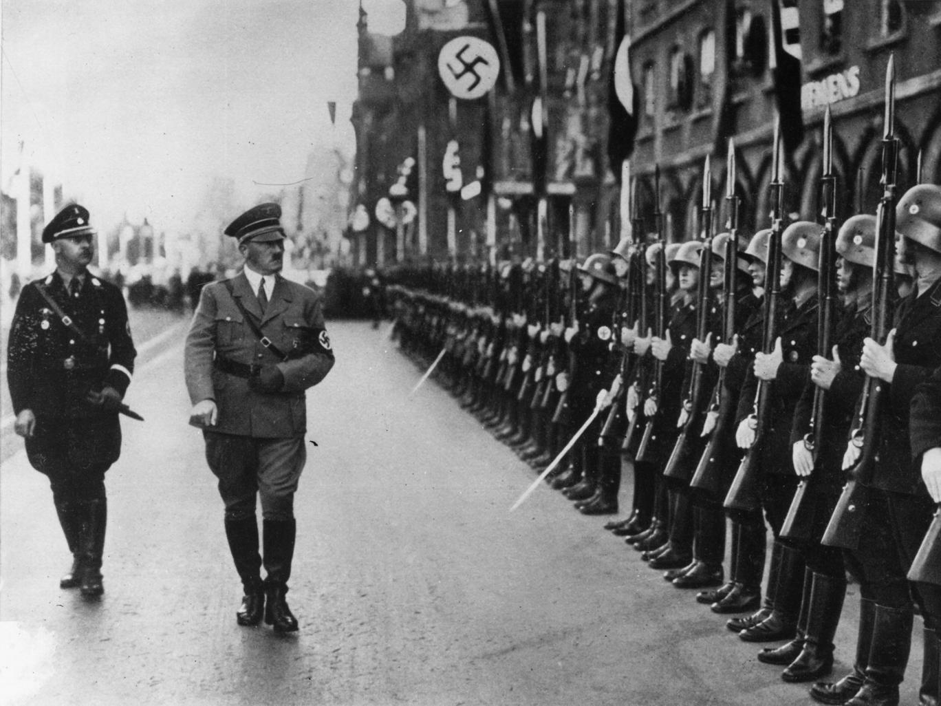 an analysis of the topic of the role of adolf hitler during the nazi germany Factors that played the most important role in bringing the nazi party to power in germany adolf hitler and the nazi party are a major part of recent history.