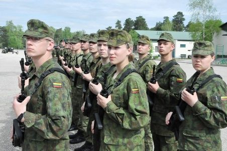 Lithuanian Armed Forces :: Structure » Land Force