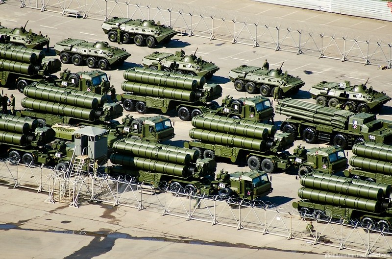 Image result for russian s-400 air defense system