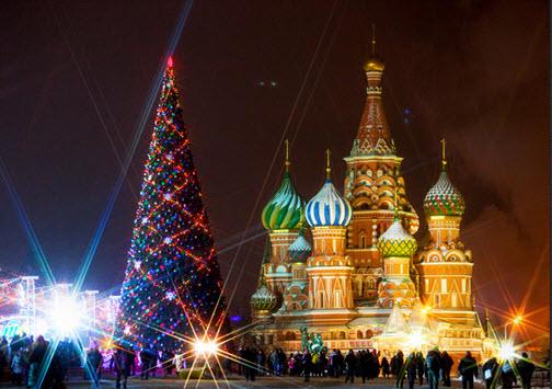 Двухдневный тур на Кремлевскую Ёлку 2018 из Саратова