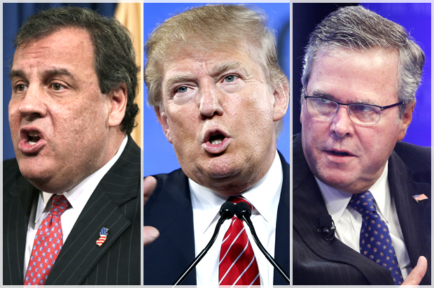 Republican Presidential Candidates: Russia, China, Iran...
