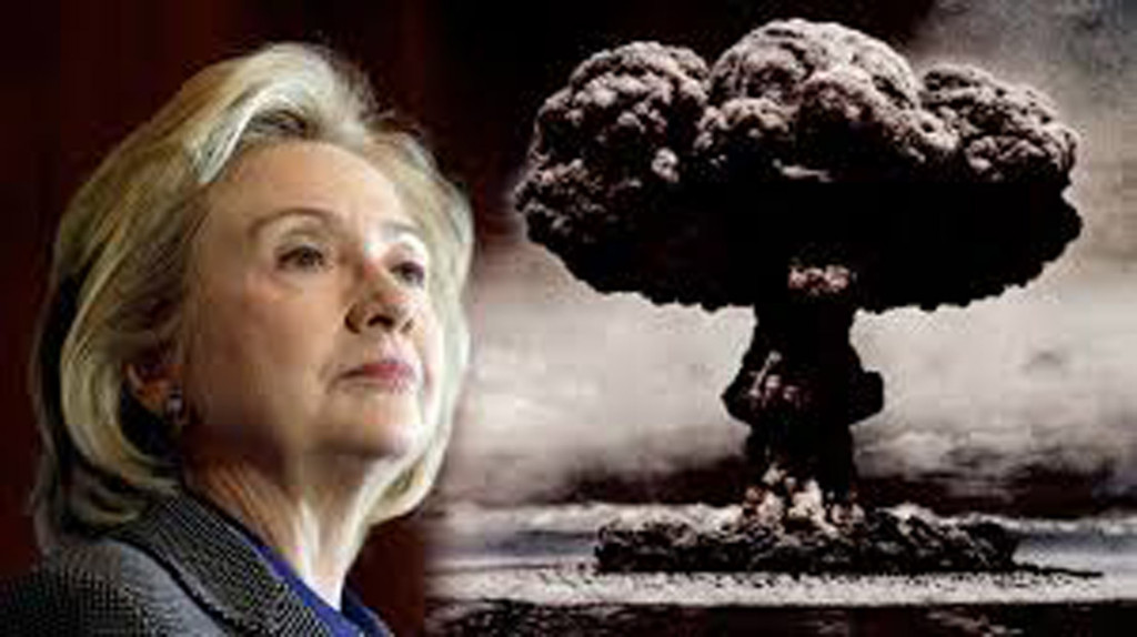 A Vote for Hillary Clinton Is a Vote for War with Russia...