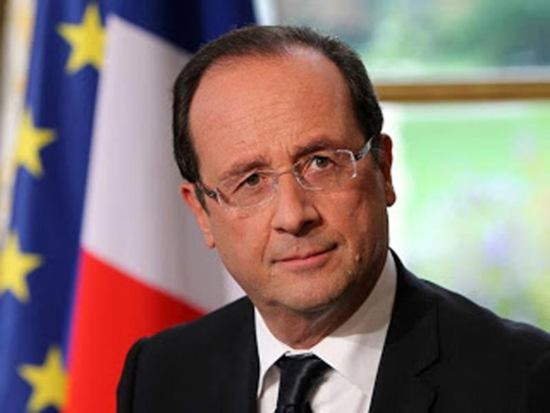 """Francois Illas New Tradition: French President: Russia Is A """"Friendly Country"""""""