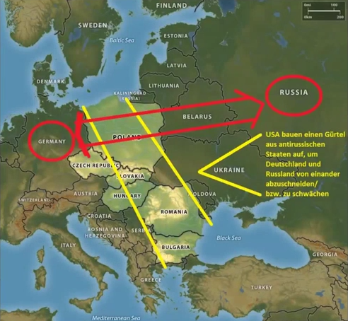 Stratfor Chairman StraightTalking US Policy Is Driven By - Youtube germany map