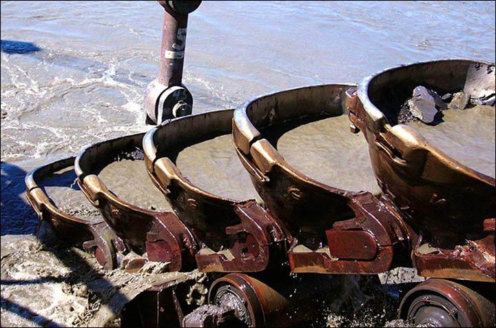 Gold mining in Yakutia. Pictures: stepbystep.ru