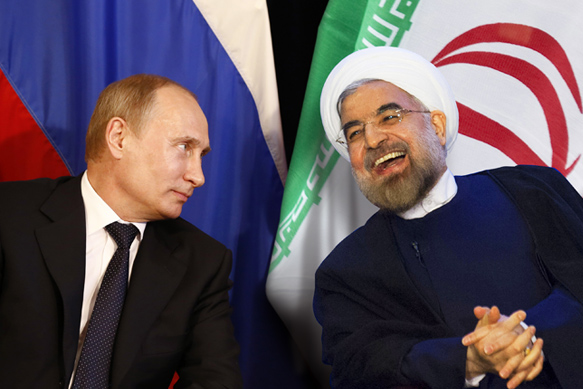 Russia trains Iran as dominant military force as U.S., well, warns it again
