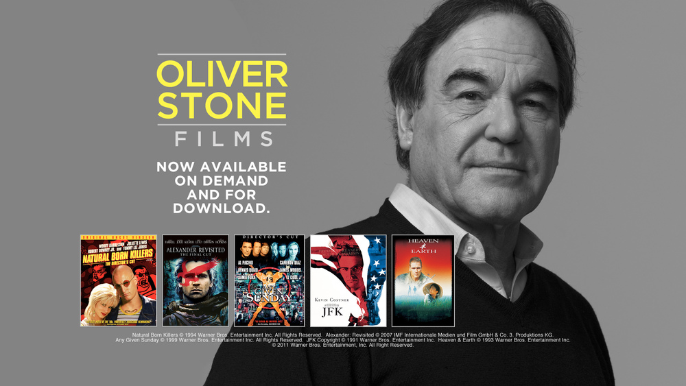 Oliver Stone's Depressing Year-End Take on US-Russian...