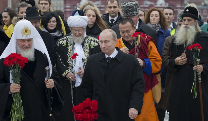 A New Russian Law Against Protestants