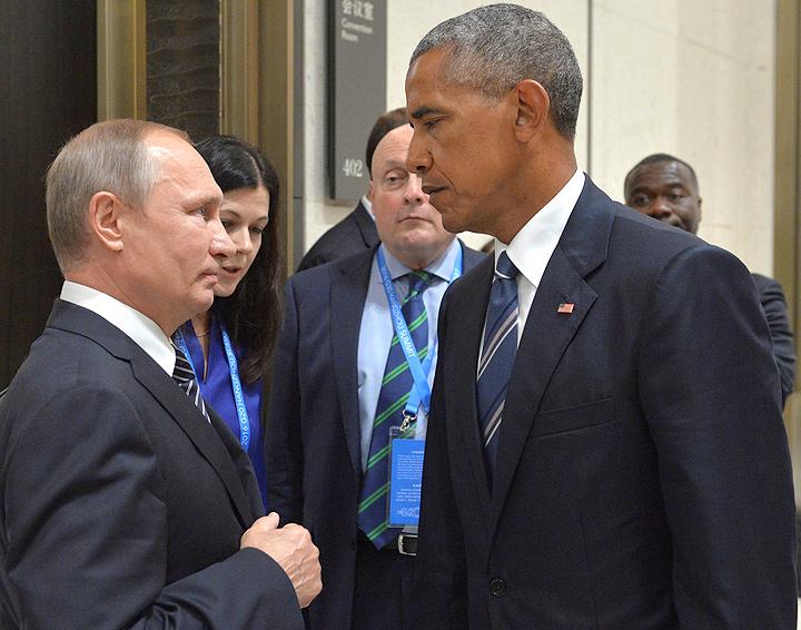 Body Language: Does Obama Think Putin Is His Boss?