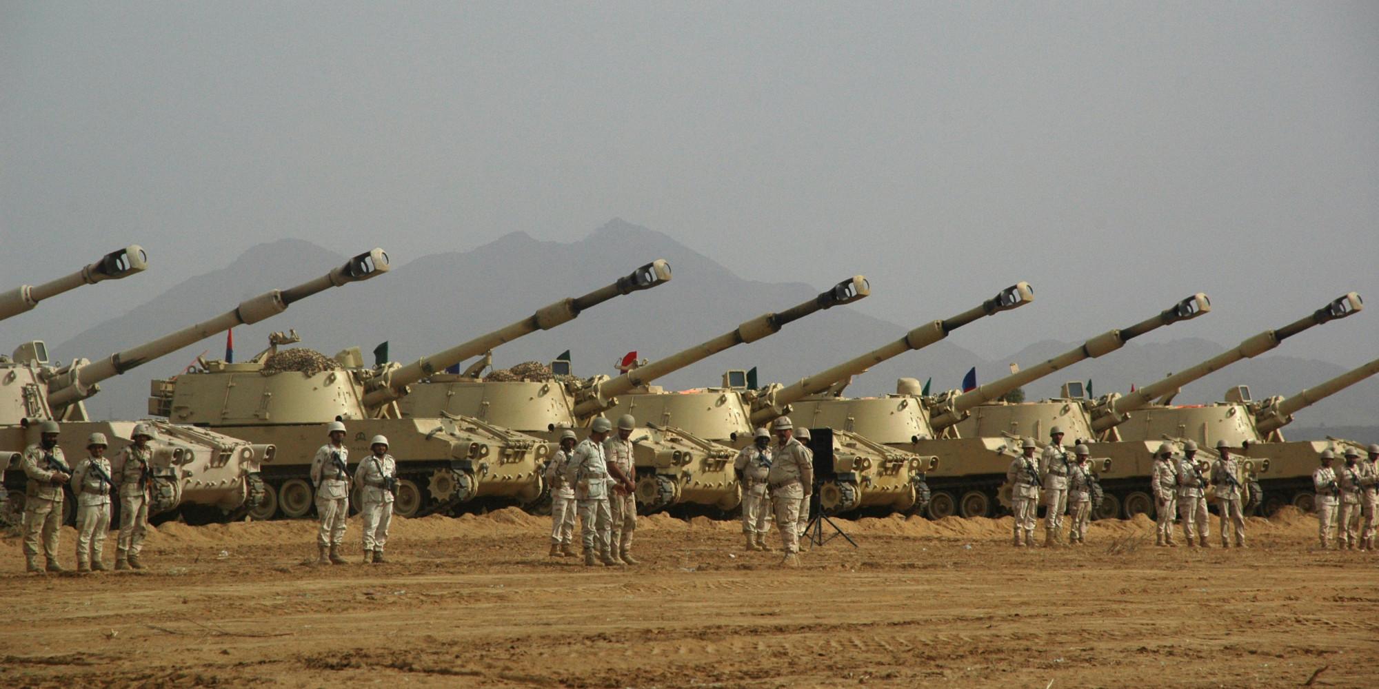 Zatímco Rusové už čtvrtý den drtí cíle v Sýrii, Saúdové dumají nad možností rozpoutat regionální válku