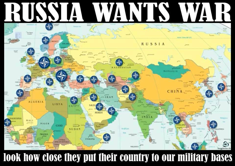 Countries Russia Borders Tanks to Russia's Border