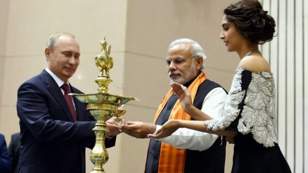 india and russia relationship with us