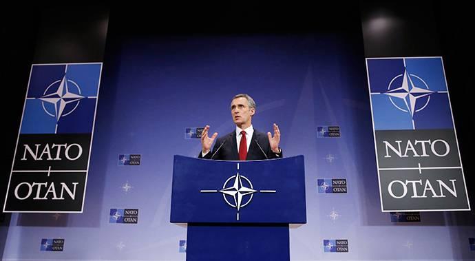 NATO Secretary General Jens Stoltenberg   Photo: Francois Lenoir, Reuters