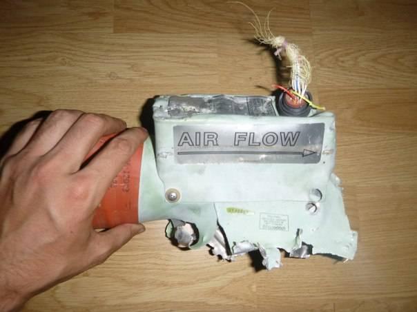 Вентиляционный агрегат оставался у меня все это время и находится в том состоянии, в котором я его обнаружил