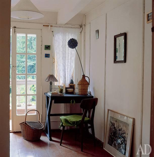 Hallway at Shirvindts'