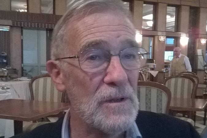 Ветеран ЦРУ, разведчик-аналитик Рэймонд Макговерн