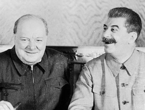 the ideological differences stalin vs truman As for truman, he successfully brought ww2 to the closure his lack of attack against soviet union was probably his biggest mistake, which resulted in more than 40 years of cold war and it wasn't truman who started the korean war, it was kim il sung after he received stalin's approval.