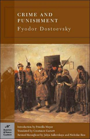 "Fyodor Dostoevsky's ""Crime and Punishment"" Essay Sample"