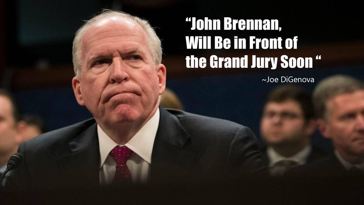 Image result for evil John Brennan