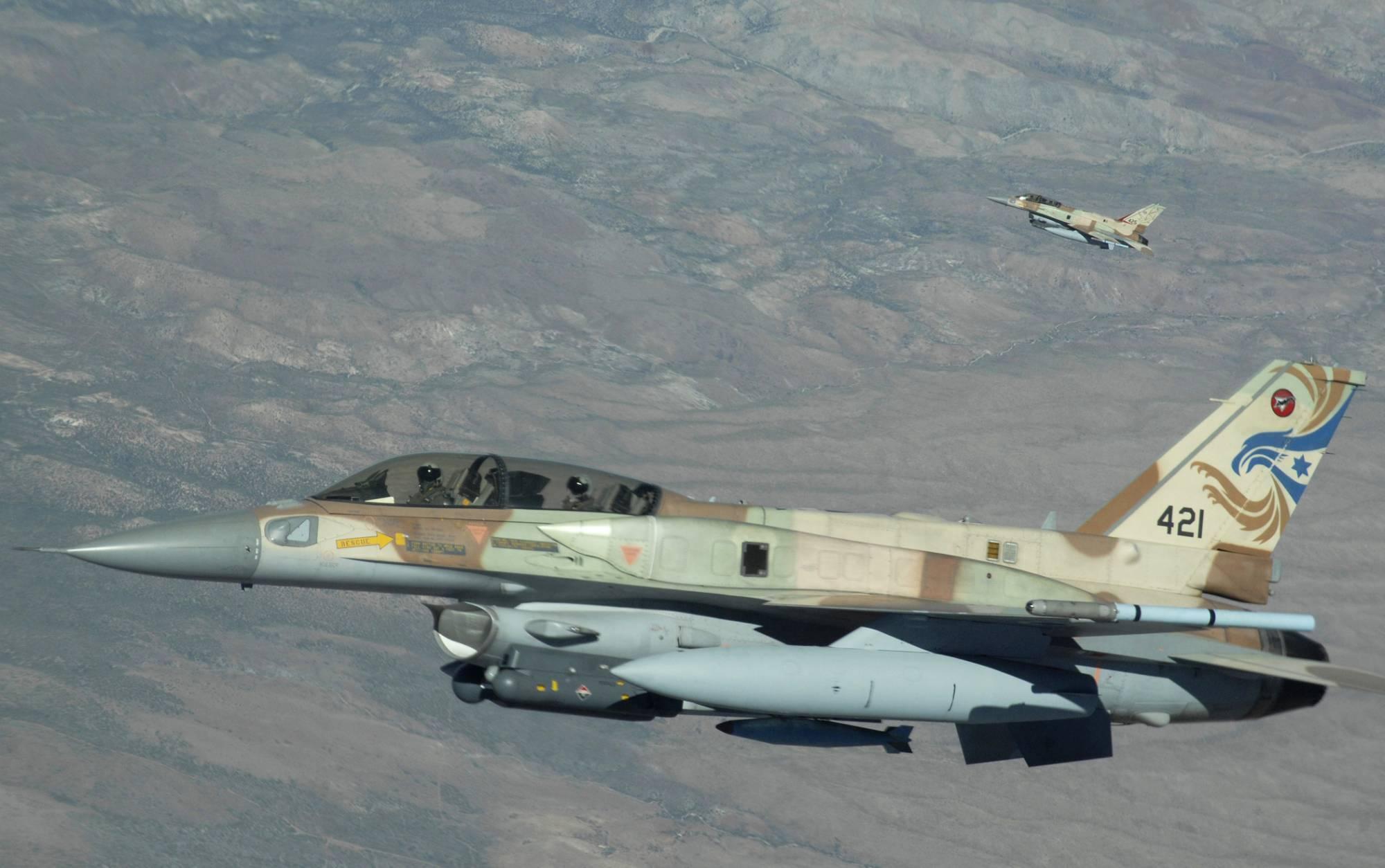 Report: Russia Blocked Israeli Overflight of Syria, Lebanon