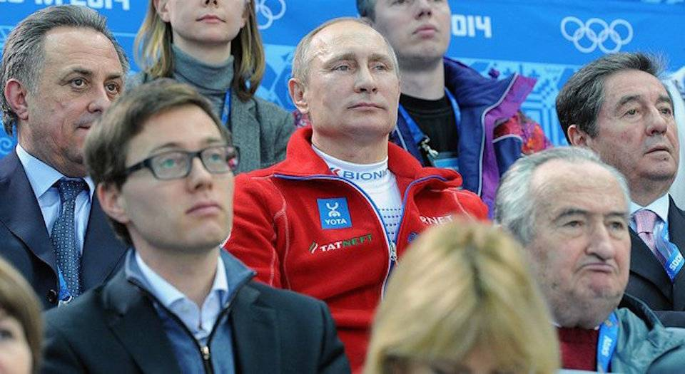 A Russian Olympic Scandal, or a Dopey Western Stunt?