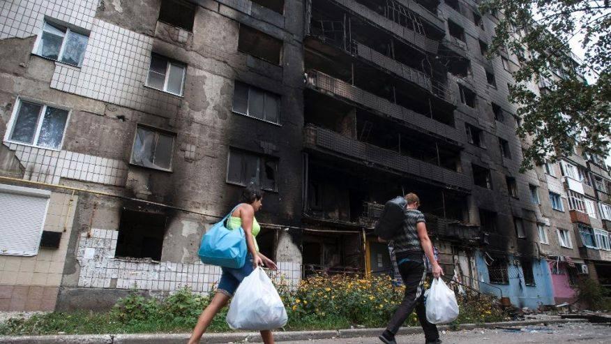 """Западные СМИ о войне на Донбассе: """"Разрушения имеют место, но кто стрелял - не ясно"""""""