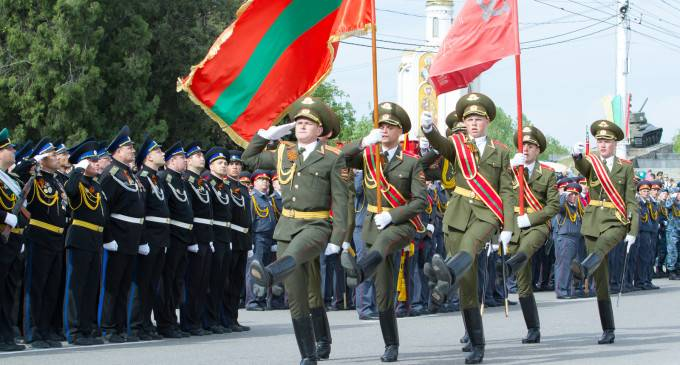 Transnistria is a potential powder keg