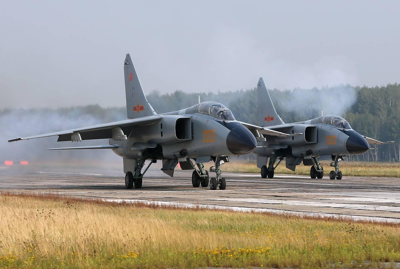淫欲小�:e:k`�jh�il_h-6k bombers, j-10a fighters, jh-7a fighter-bombers, and il-76
