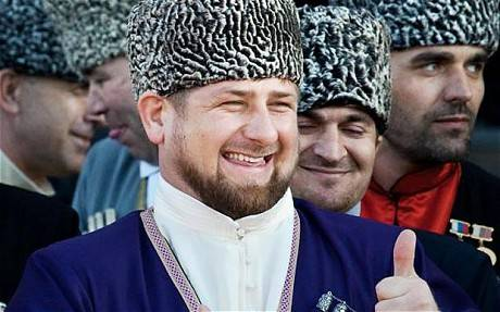 russia and chechnya relationship
