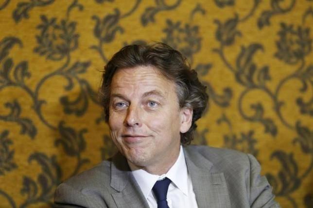 Dutch FM Bert Koenders - he has smug idiot written all over his face