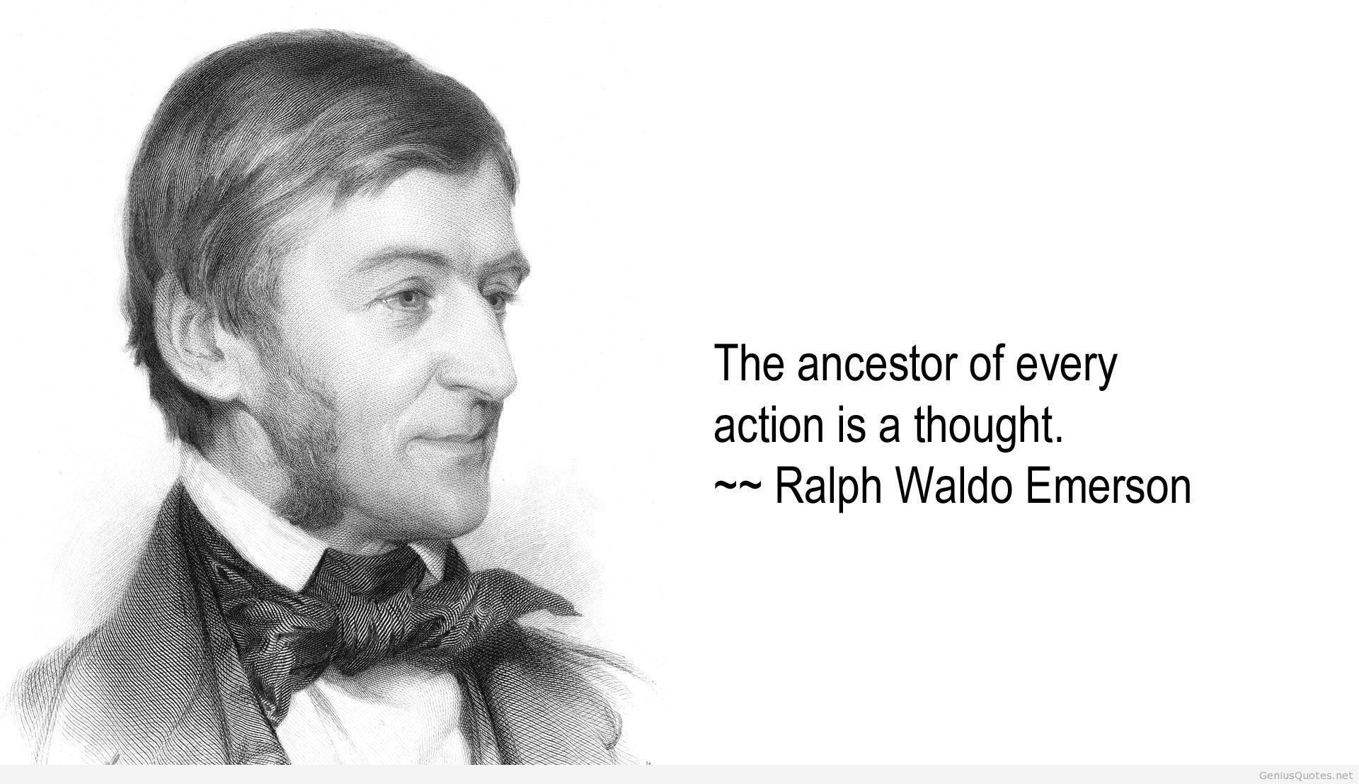 Ralph Waldo Emerson Writing Styles in Self-Reliance