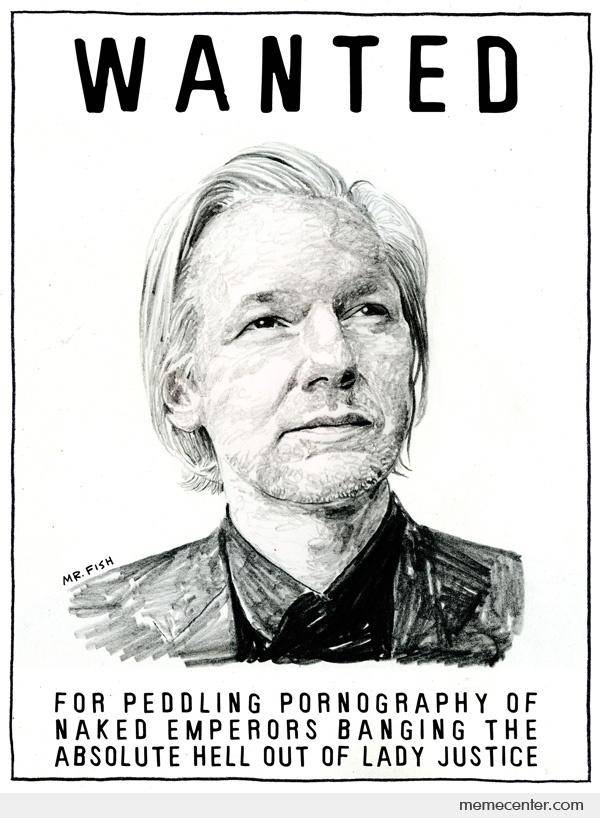 The War on Assange Is a War on Press Freedom
