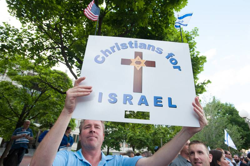 The Ugly History of the Christian Zionist Movement, Starting in 1909