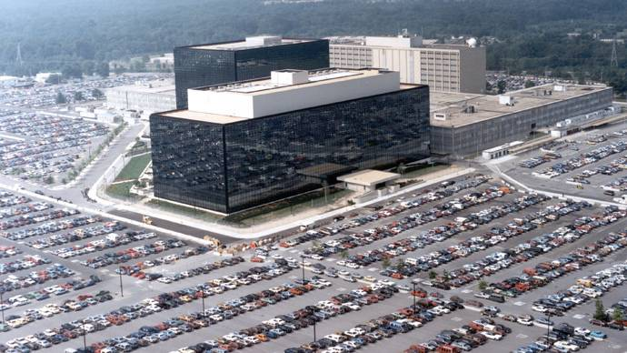 National Security Agency (NSA) headquarters building in Fort Meade, Maryland | Photo: Reuters / NSA / Handout via Reuters