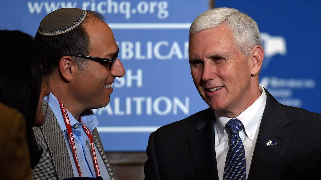 Mike Pence - A Zionist Whack-Job Bought and Paid for By Israel