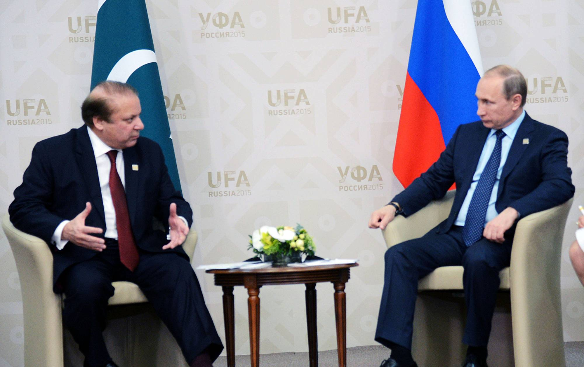 A Surprise Turnaround in Russia-Pakistan Relations