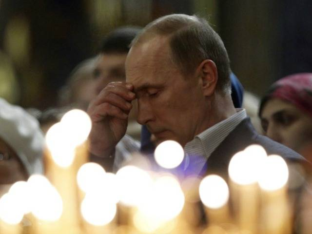 How Putin Taught Me a Lesson in Being Christ-like