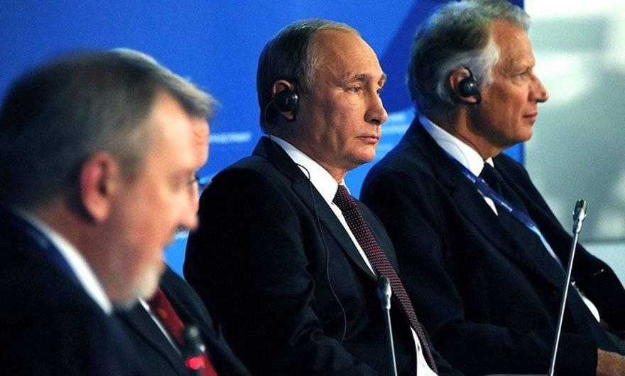 Putin at the Valdai International Discussion Club (Kremlin)